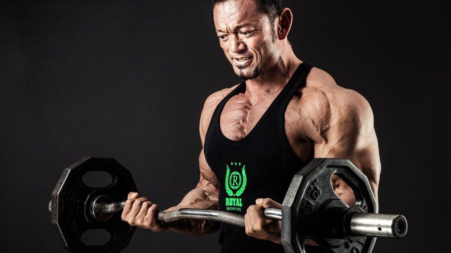 【筋トレ】筋量を増やすためのバルクアップ計画