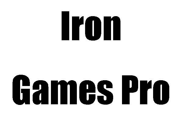 女性のみの美しき戦い2018 Iron Games Proの結果