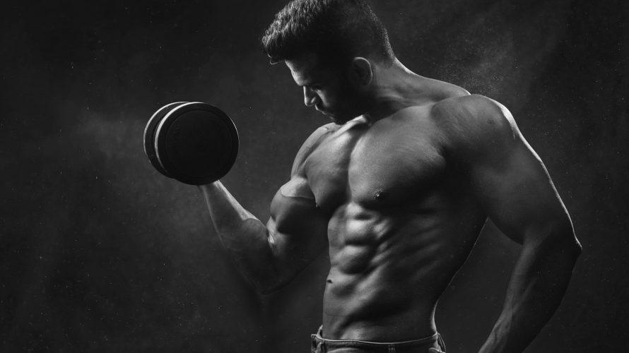 週3日のトレーニングで筋肥大を狙う筋トレメニュー