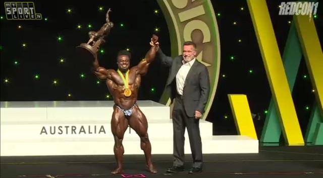 アーノルドクラシック2019オーストラリアの結果~優勝はウィリアムボナック